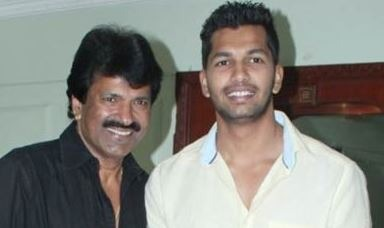 Villain Actor Charan Raj To Produce A Movie For His Son!
