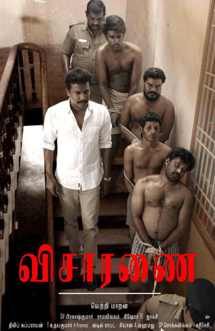 Visaranai Aka Visaaranai Movie Review