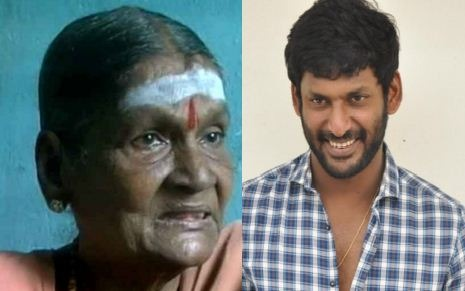 Vishal Extends The Monetary Support To Veteran Singer Through His Trust!