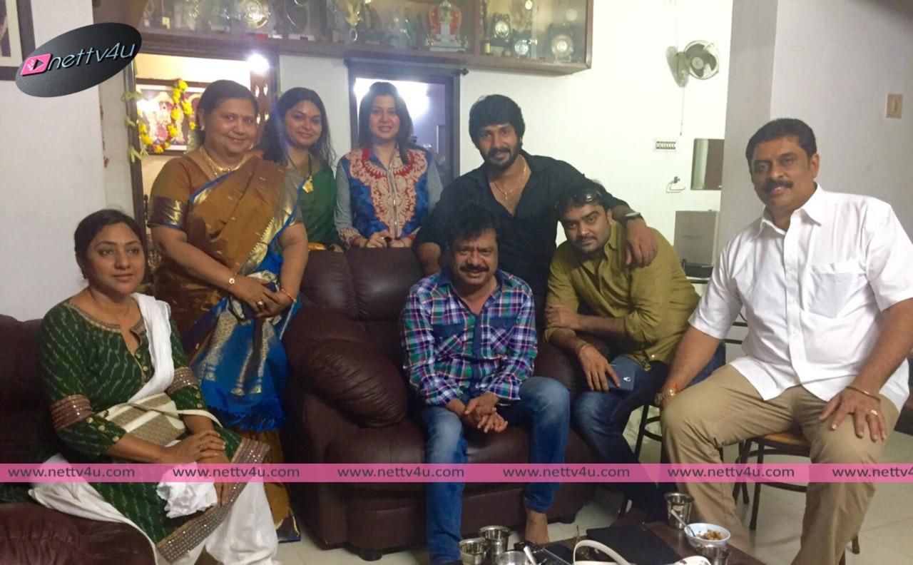 Vishal's Pandavar Ani Canvaas Stills