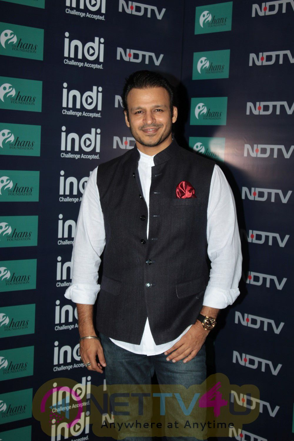Vivek Oberoi Launching A Show For &Tv Hindi Gallery