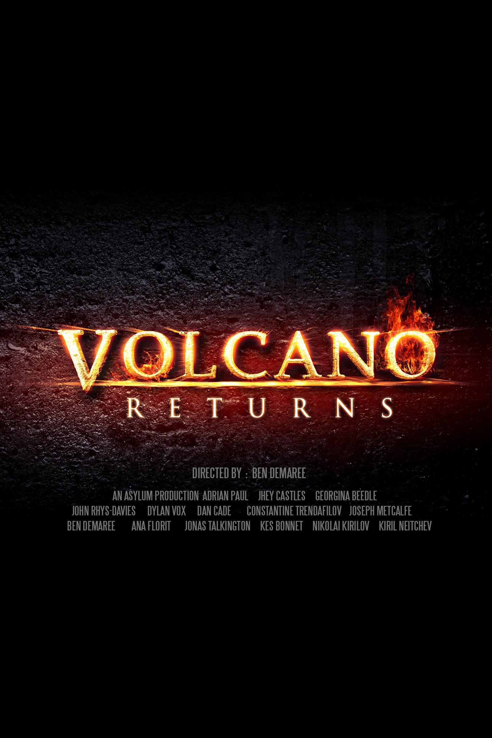 Volcano Returns Movie Review English