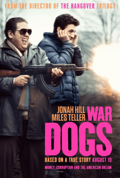 War Dogs Movie Review English Movie Review