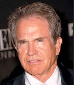 Warren Beatty English Actor