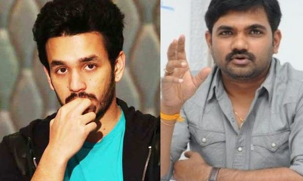 What! Akhil Deceived Maruthi?