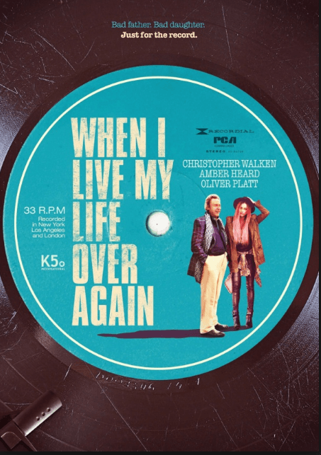When I Live My Life Over Again Movie Review English Movie Review