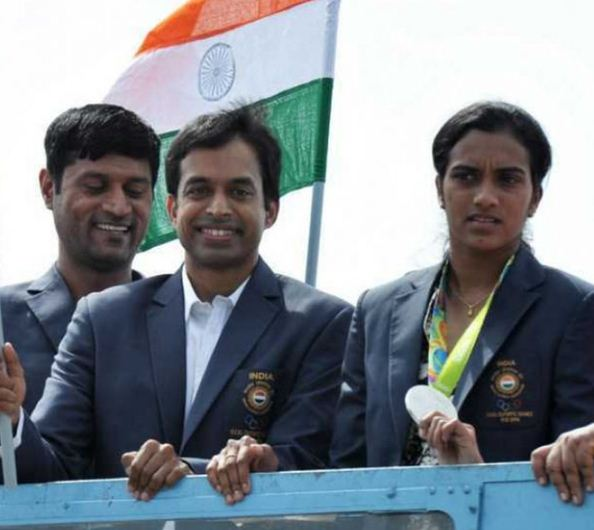 Will Sindhu's Olympic Moments Be Added To Gopichand's Biopic?