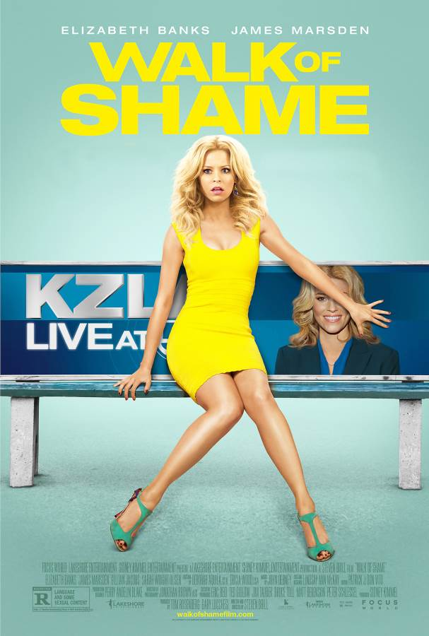 Walk Of Shame Movie Review English
