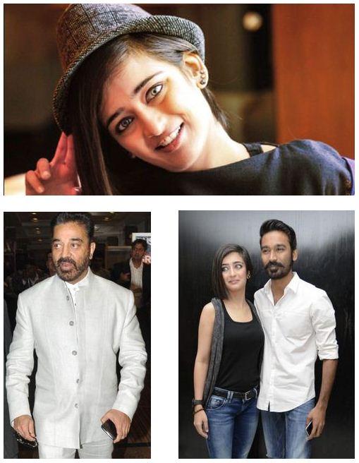 Want To Work With 'daddy Kamal', Says Akshara!