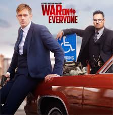 War On Everyone Movie Review English Movie Review