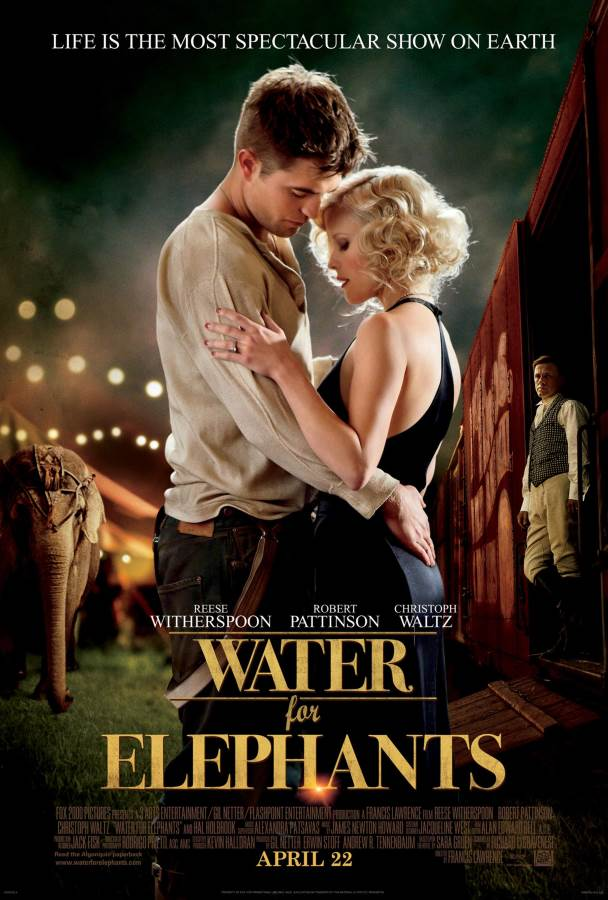Water For Elephants Movie Review English