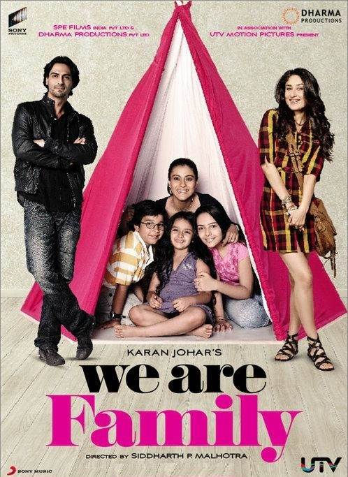 We Are Family Movie Review Hindi