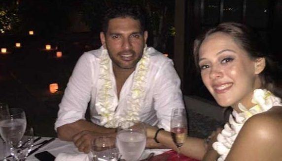 Wedding Rumors About Yuvi And Hazel!