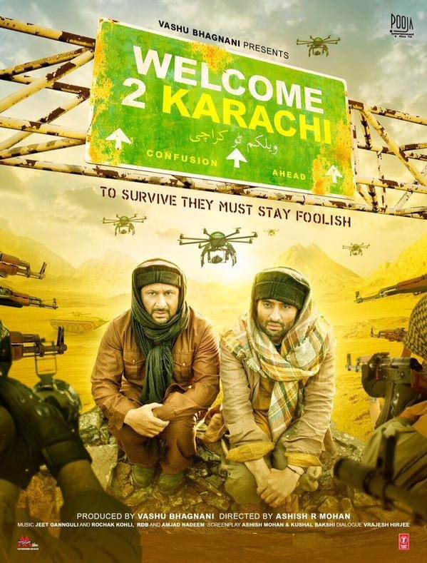 Welcome to Karachi Movie Review Hindi
