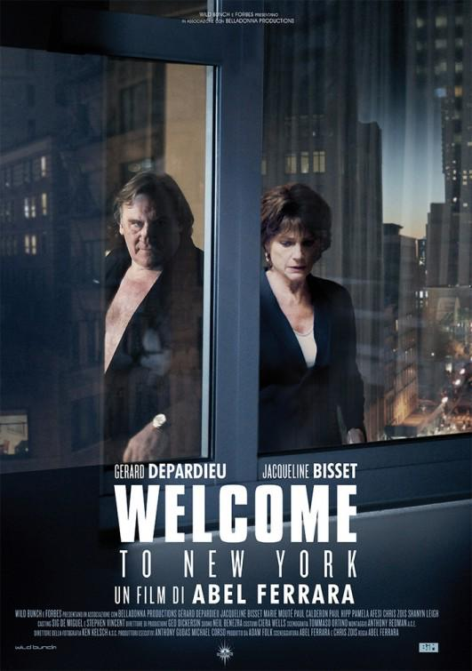 Welcome to New York Movie Review English