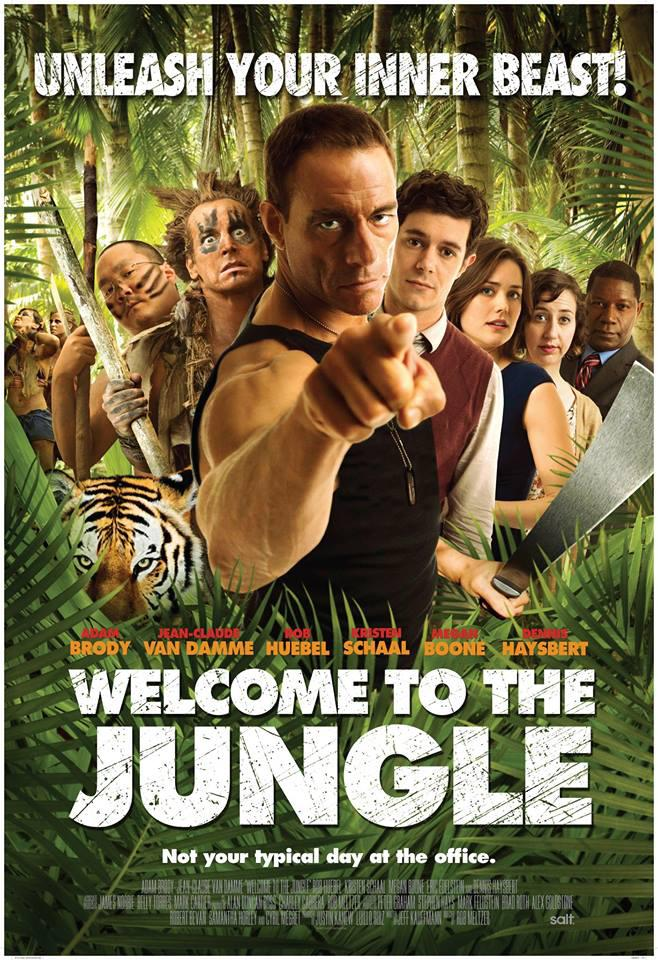 Welcome to the Jungle Movie Review English