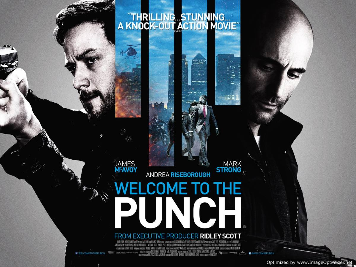 Welcome To The Punch Movie Review English