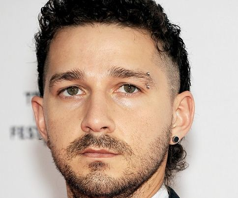 What, Shia Punched His Fan! Why?