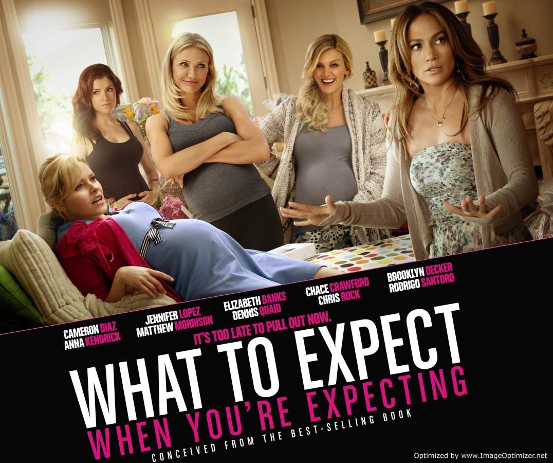 What To Expect When You'Re Expecting Movie Review English