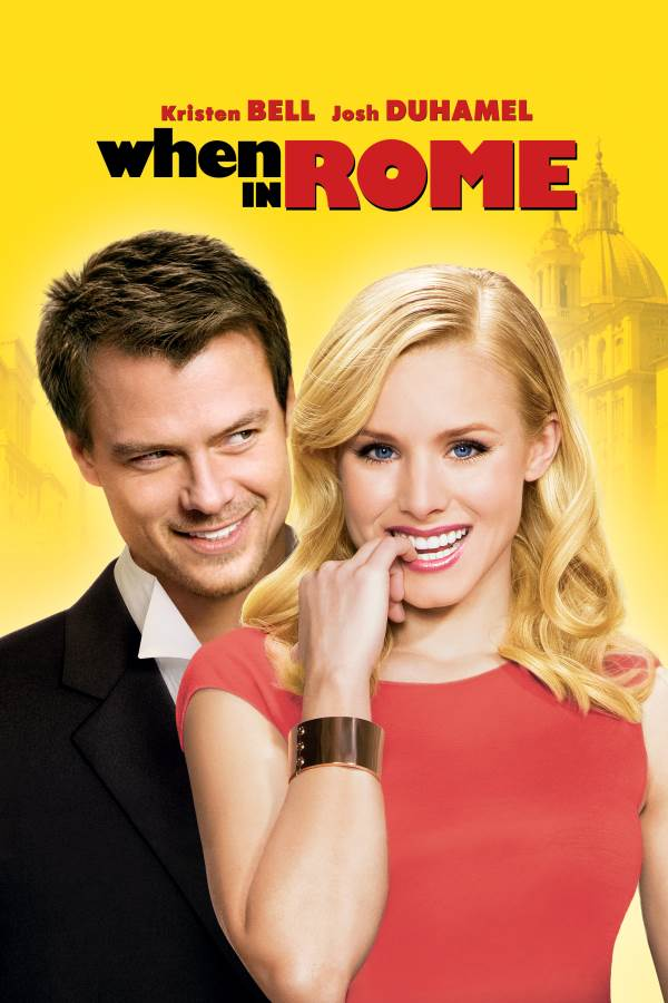 When In Rome Movie Review English