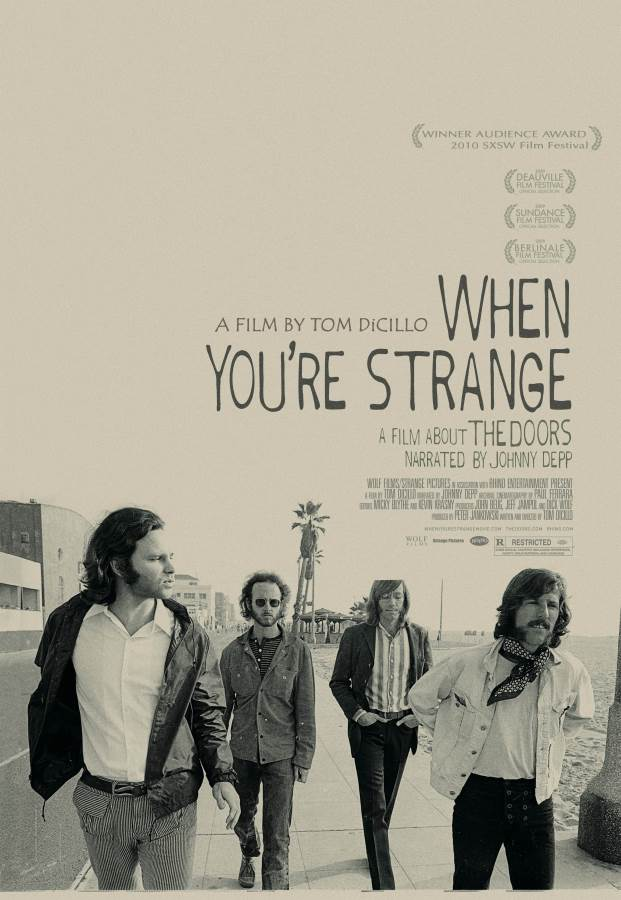When You're Strange Movie Review English