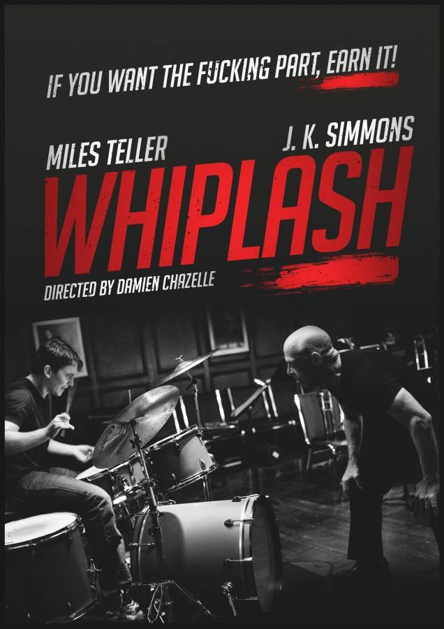 Whiplash Movie Review English
