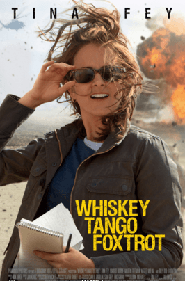Whiskey Tango Foxtrot Movie Review English Movie Review