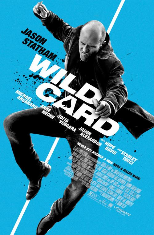 Wild Card Movie Review English Movie Review