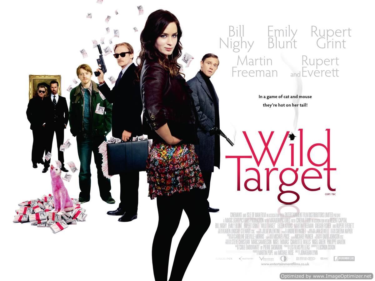 Wild Target Movie Review English