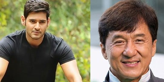 Will Jackie Chan Team Up With Tollywood Actor M..