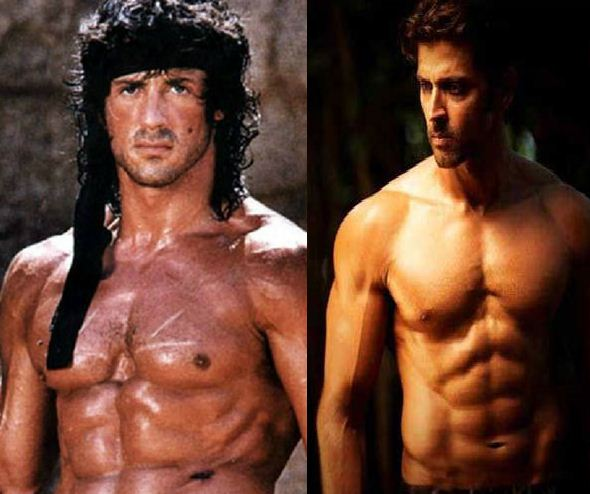 Will Sylvester Stallone's Rambo Get A Right Form With Hrithik?