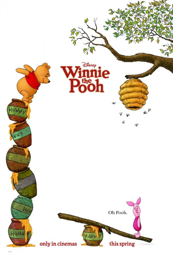 Winnie The Pooh Movie Review English