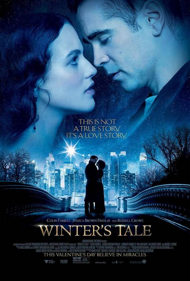 Winter's Tale Movie Review English