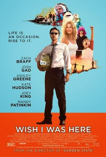 Wish I Was Here Movie Review English