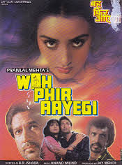 Wo Phir Aayegi Movie Review Hindi Movie Review