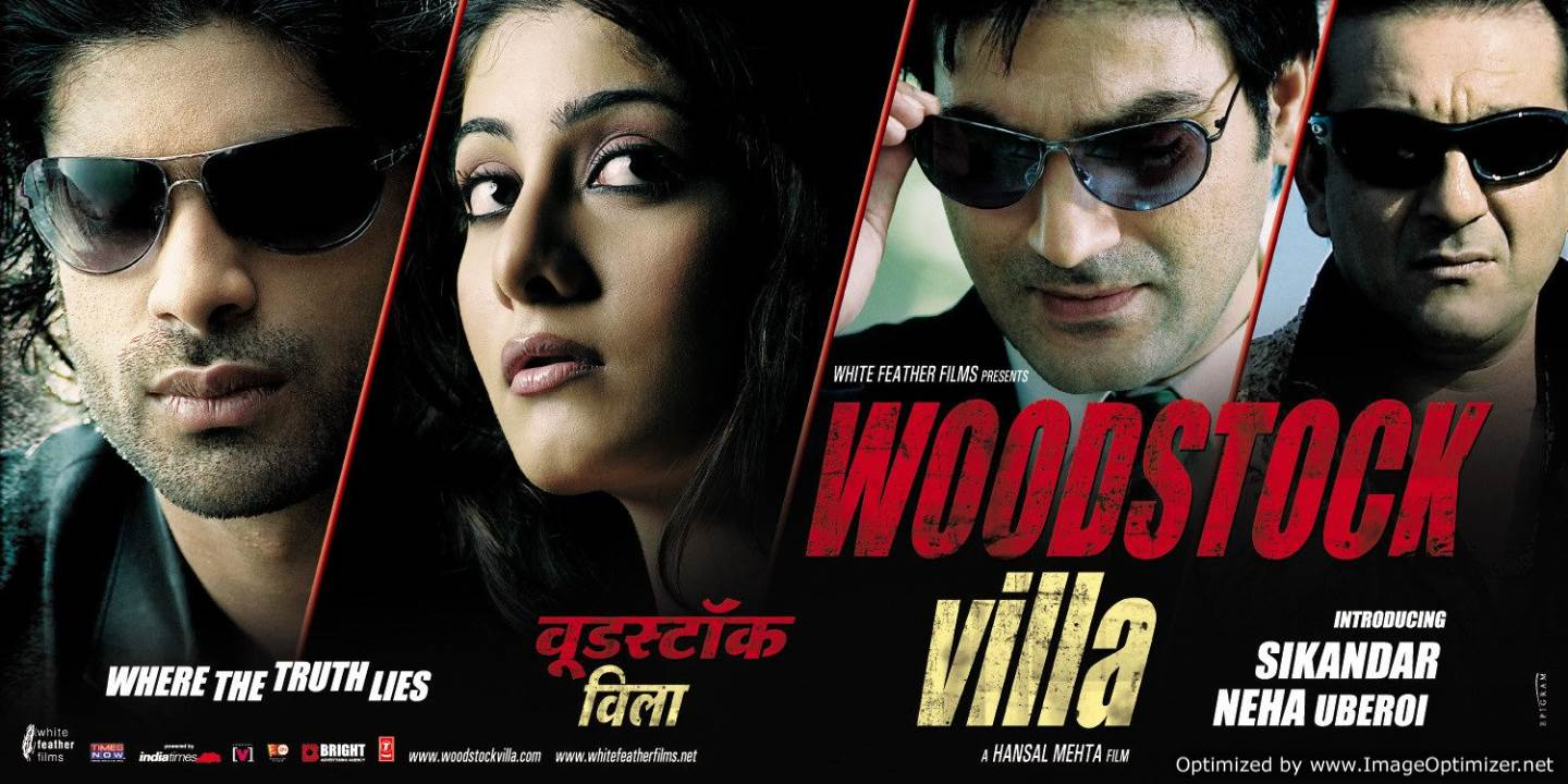 Woodstock Villa Movie Review Hindi