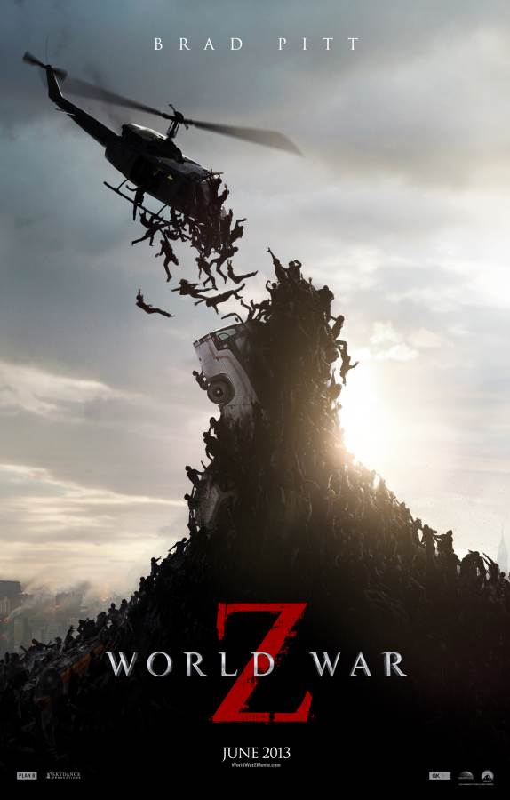World War Z Movie Review English