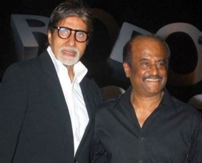 "Wow! Amitabh Bachchan In Rajinikanth's ""2.0!"""