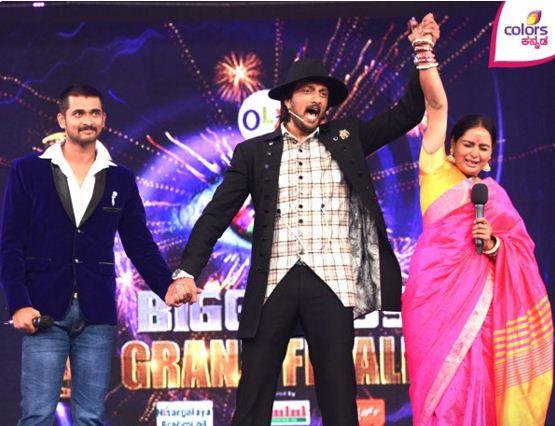 WOW! Shruti Wins The Bigg Boss Title!
