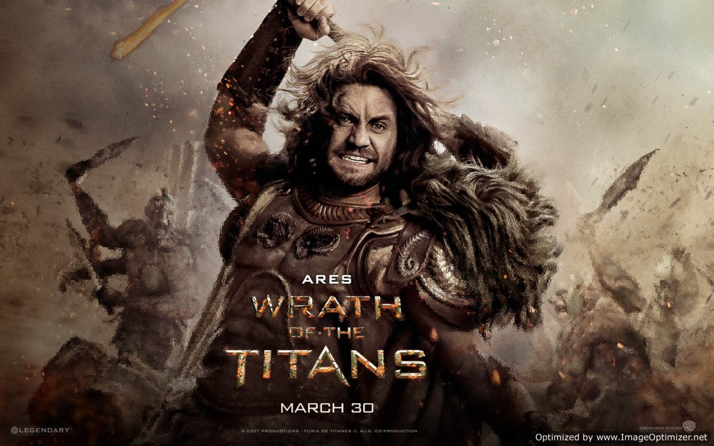 Wrath Of The Titans Movie Review English