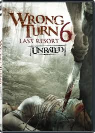 Wrong Turn 6: Last Resort Movie Review English Movie Review