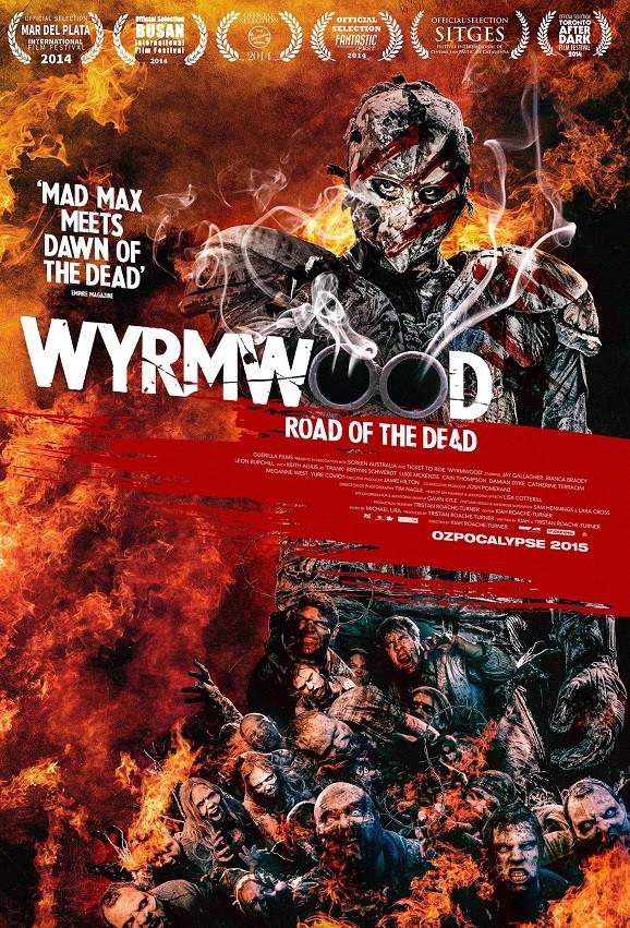 Wyrmwood: Road of the Dead Movie Review English