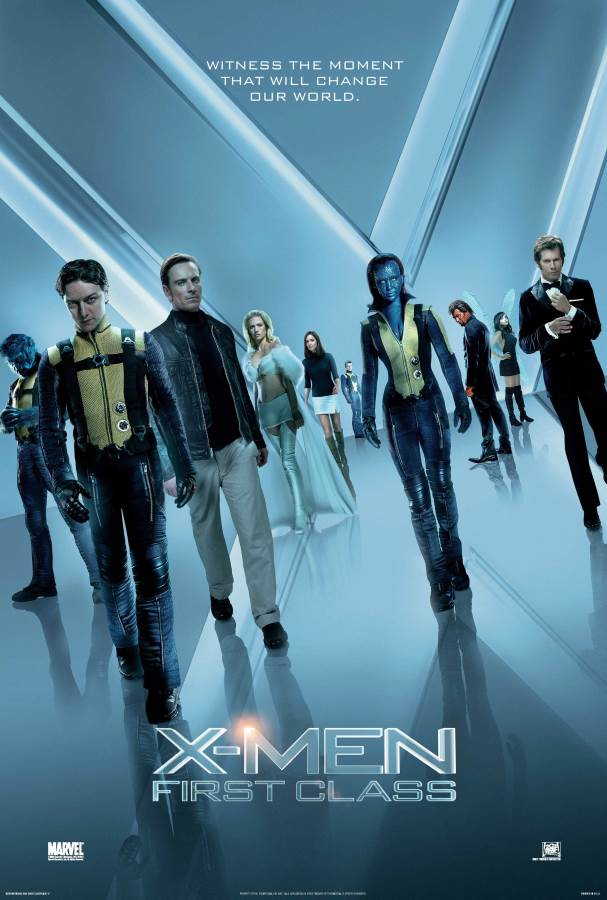 X-Men: First Class Movie Review English