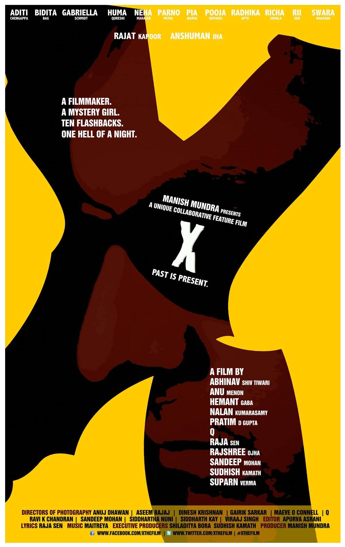 X Movie Review English