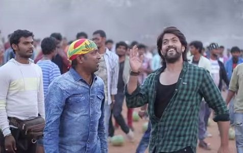 Yash's Making Video Creates A New Buzz!