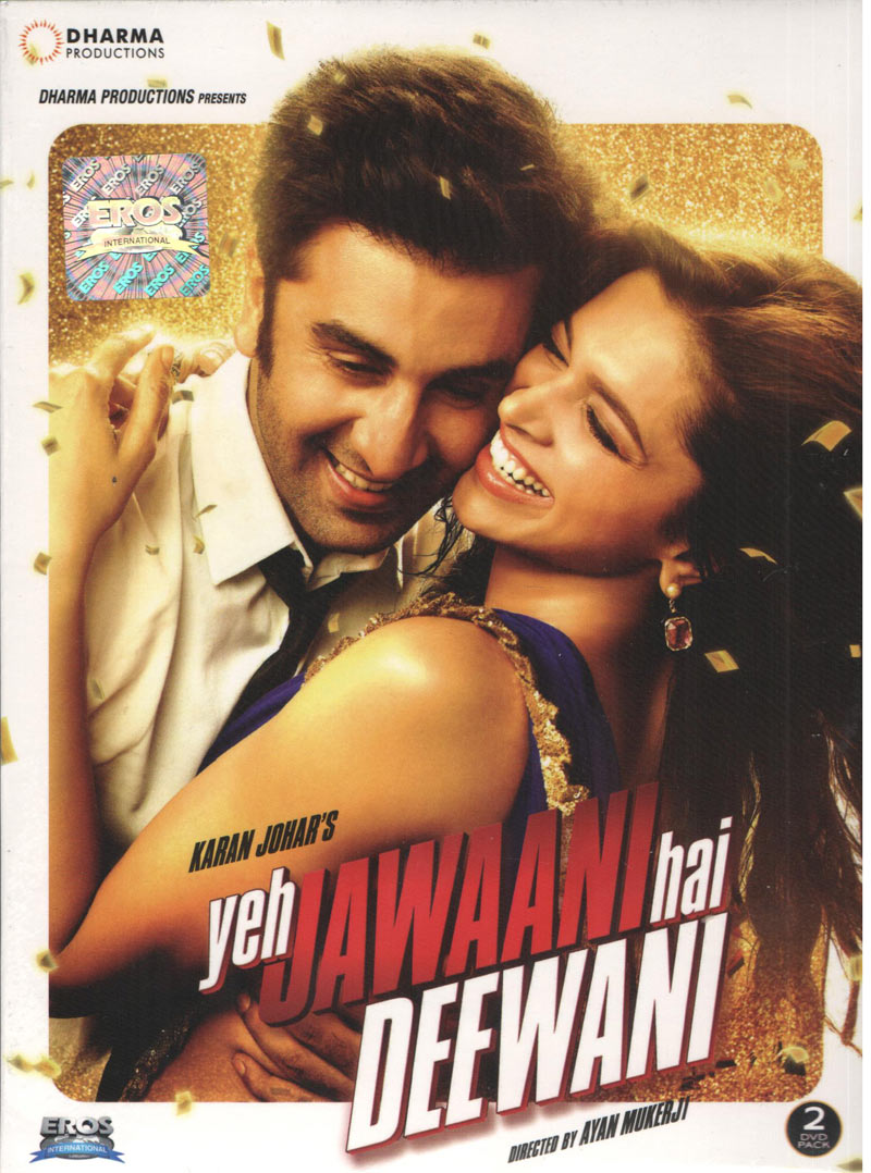 Yeh Jawaani Hai Deewani-Handling Growing Up Pangs! Movie Review Hindi Movie Review