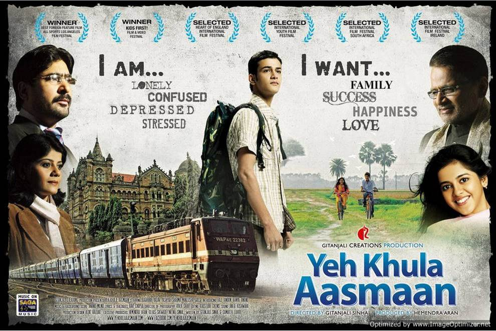 Yeh Khula Aasmaan  Movie Review Hindi