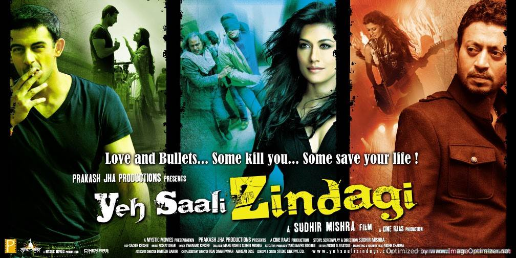 Yeh Saali Zindagi Movie Review Hindi