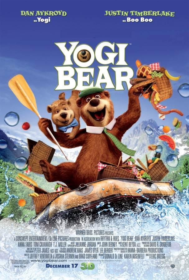 Yogi Bear Movie Review English