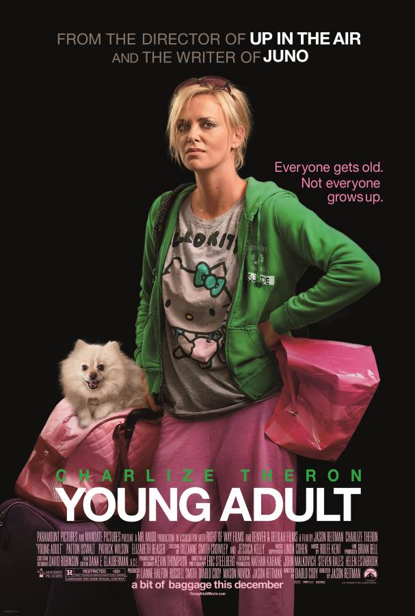 Young Adult Movie Review English